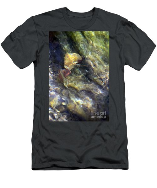 Liquid Leaves 2 Men's T-Shirt (Athletic Fit)