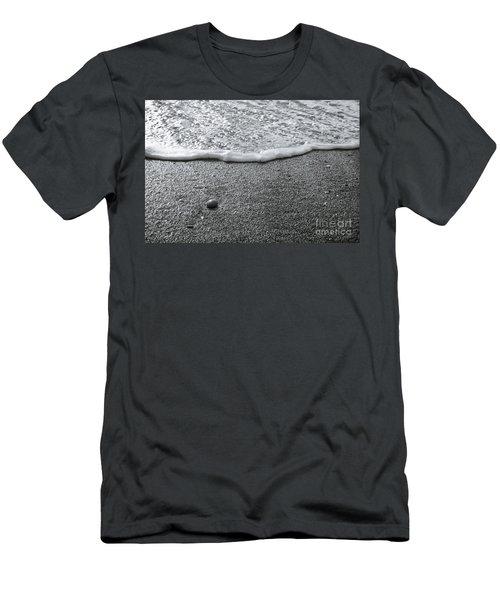 Lonely Pebble Men's T-Shirt (Athletic Fit)