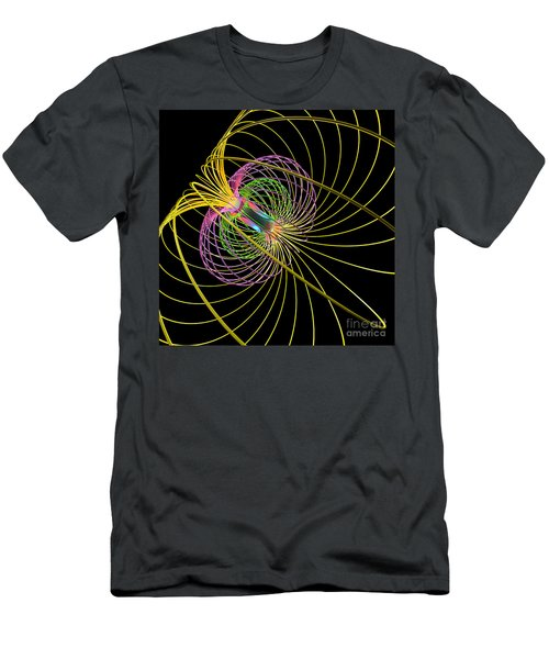 Magnetism 3 Men's T-Shirt (Athletic Fit)