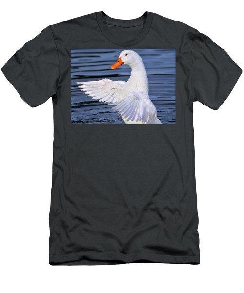 Make A Joyful Noise Men's T-Shirt (Athletic Fit)