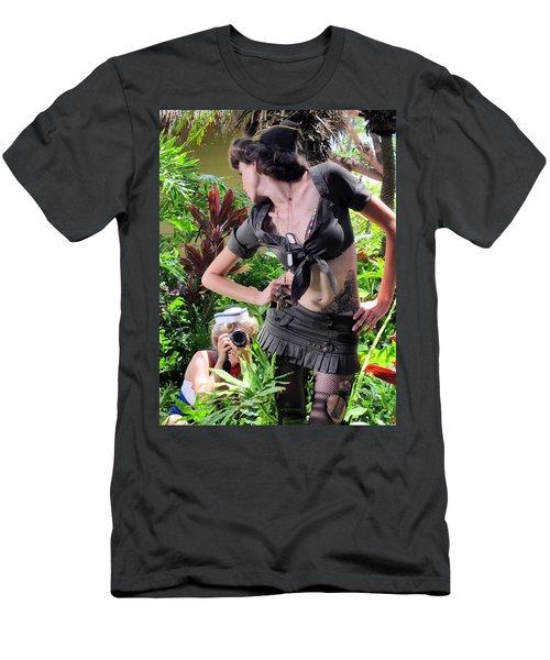 Maui Photo Festival 4 Men's T-Shirt (Athletic Fit)