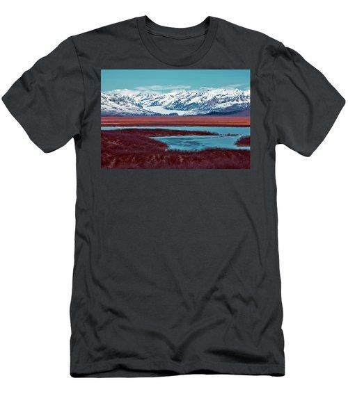 Mclaren Glacier Men's T-Shirt (Athletic Fit)