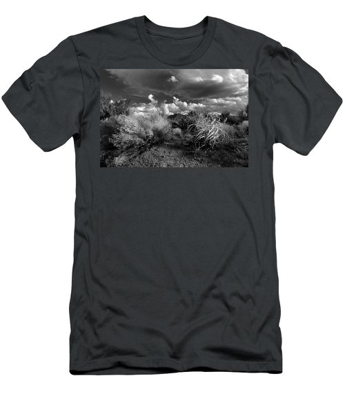 Men's T-Shirt (Athletic Fit) featuring the photograph Mesa Dreams by Ron Cline