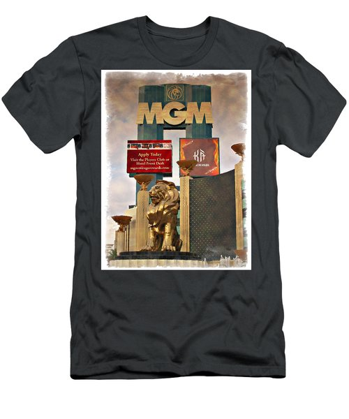 Mgm Marquee - Impressions Men's T-Shirt (Athletic Fit)