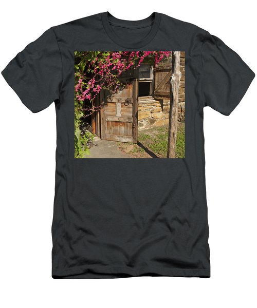 Mission San Jose 3 Men's T-Shirt (Athletic Fit)