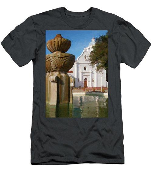 Mission Santa Cruz Men's T-Shirt (Athletic Fit)
