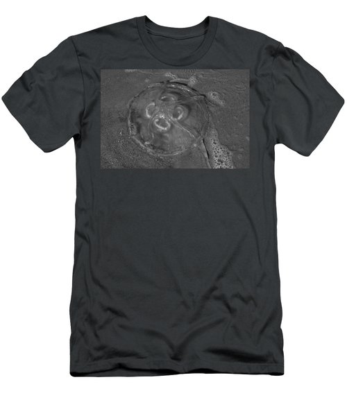 Moon Jellyfish Men's T-Shirt (Athletic Fit)