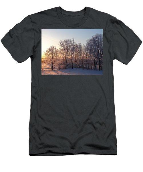 Morning Break Men's T-Shirt (Athletic Fit)