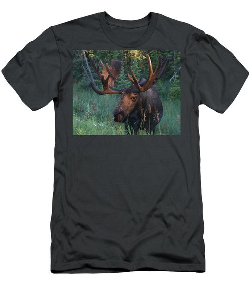 Men's T-Shirt (Slim Fit) featuring the photograph Morning Light by Doug Lloyd