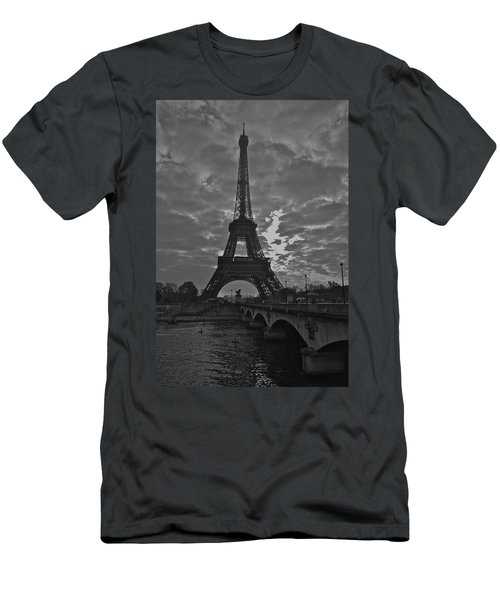 Men's T-Shirt (Slim Fit) featuring the photograph Morning Light  by Eric Tressler