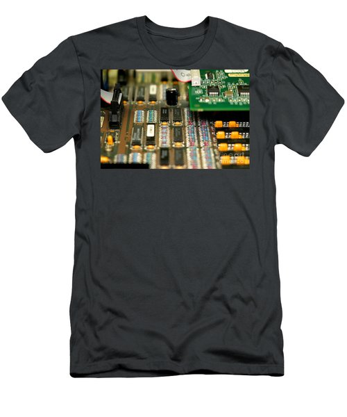 Motherboard Men's T-Shirt (Athletic Fit)