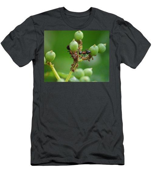 Mutualistic Men's T-Shirt (Athletic Fit)