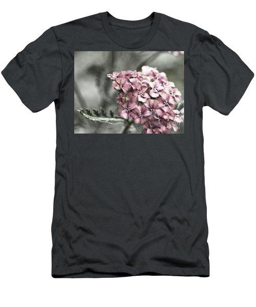 Mystic Yarrow Men's T-Shirt (Athletic Fit)