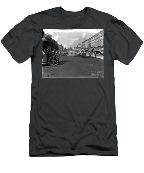 No More Dirt Streets Men's T-Shirt (Athletic Fit)