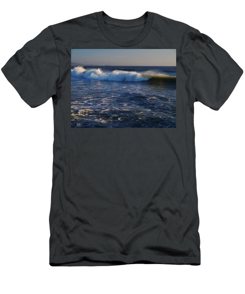 Ocean Of The God Series Men's T-Shirt (Athletic Fit)