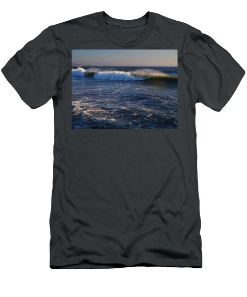 Ocean Of The Gods Series Men's T-Shirt (Athletic Fit)