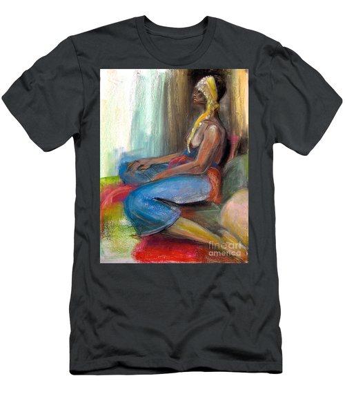 Royal Men's T-Shirt (Athletic Fit)
