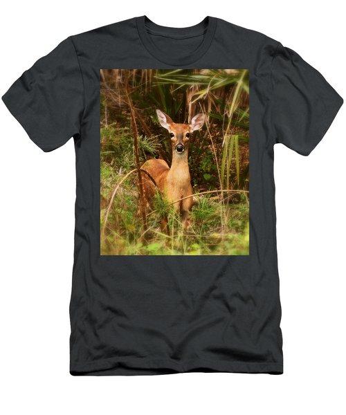 Oh Deer Men's T-Shirt (Athletic Fit)