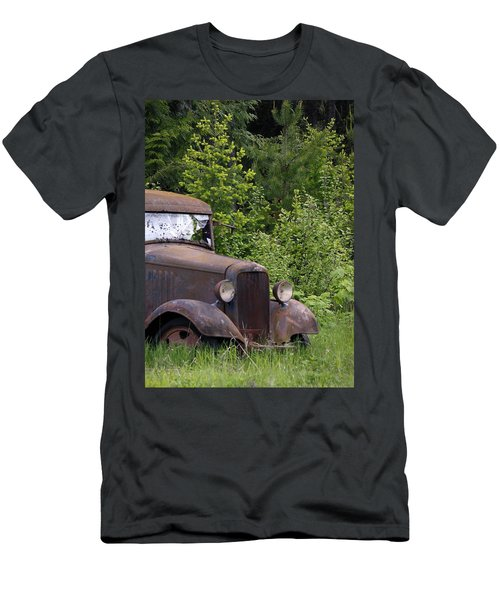 Men's T-Shirt (Slim Fit) featuring the photograph Old Classic by Steve McKinzie