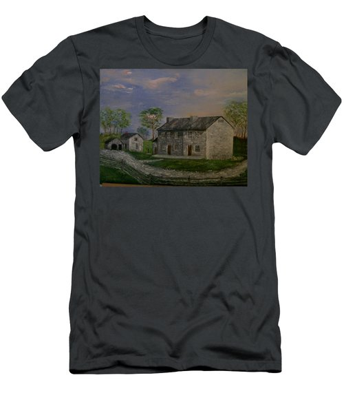 Old Homeplace Men's T-Shirt (Athletic Fit)