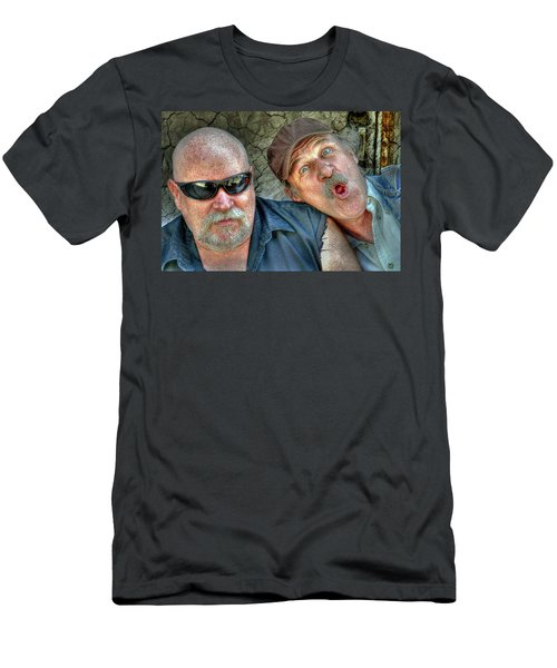 On A Napanee Stoop One Day Men's T-Shirt (Athletic Fit)