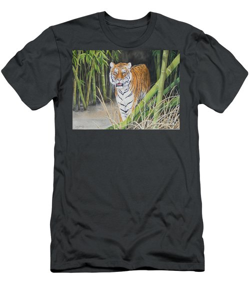 On The Prowl  Sold Prints Available Men's T-Shirt (Athletic Fit)