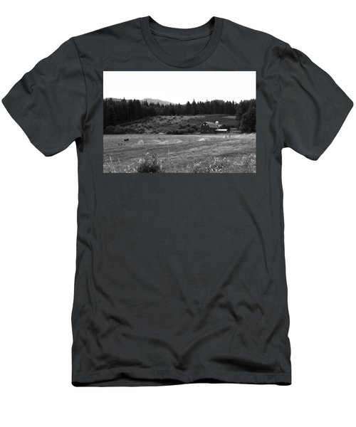 Oregon Farm Men's T-Shirt (Athletic Fit)