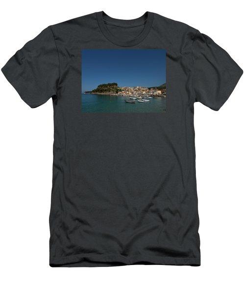 Parga  Men's T-Shirt (Athletic Fit)