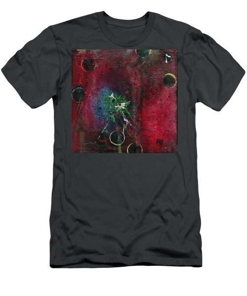 Passion 1 Men's T-Shirt (Slim Fit) by Nicole Nadeau