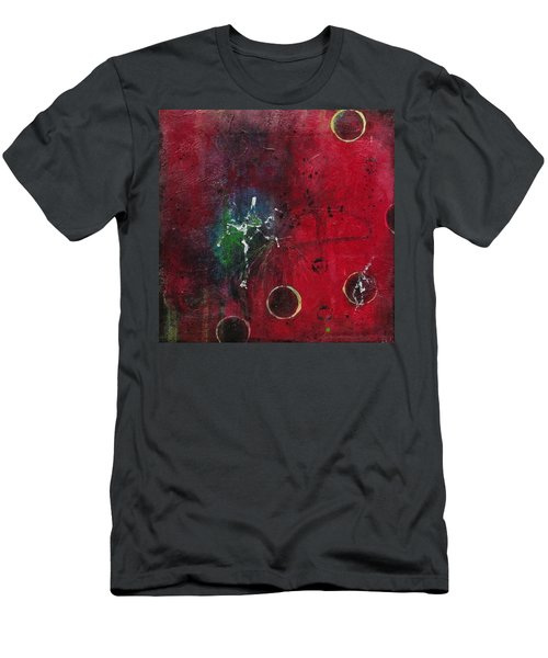 Passion 2 Men's T-Shirt (Slim Fit) by Nicole Nadeau