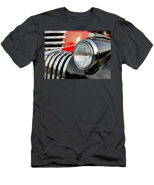 Pickup Chevrolet Headlight. Miami Men's T-Shirt (Athletic Fit)