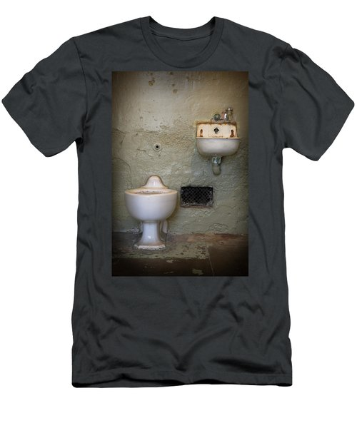Porcelain Men's T-Shirt (Athletic Fit)