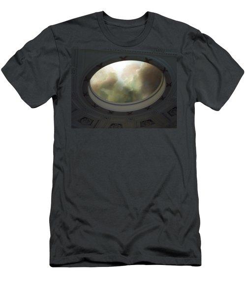 Portal To Heaven Men's T-Shirt (Athletic Fit)