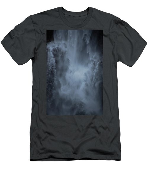 Power Of Water Men's T-Shirt (Athletic Fit)