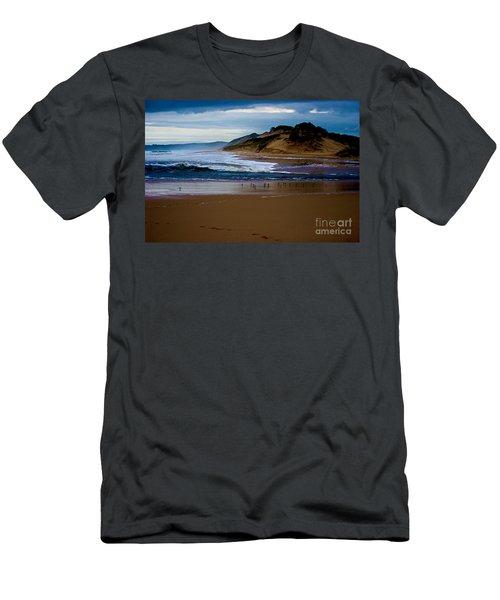 Powlet River Men's T-Shirt (Athletic Fit)