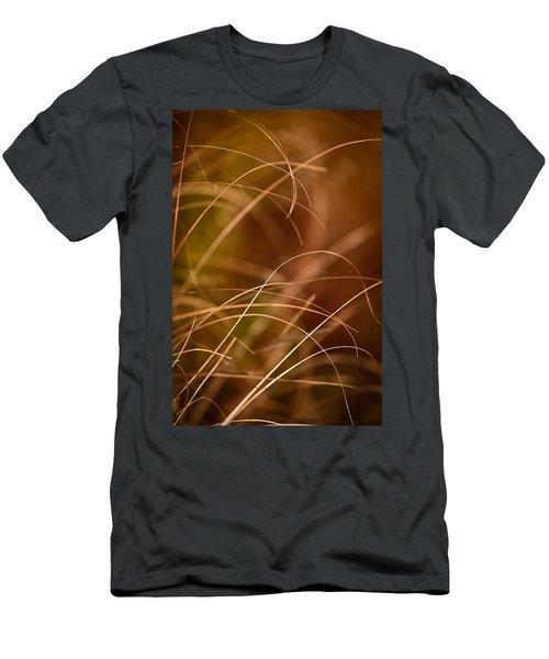 Prairie Grasses Number 4 Men's T-Shirt (Athletic Fit)