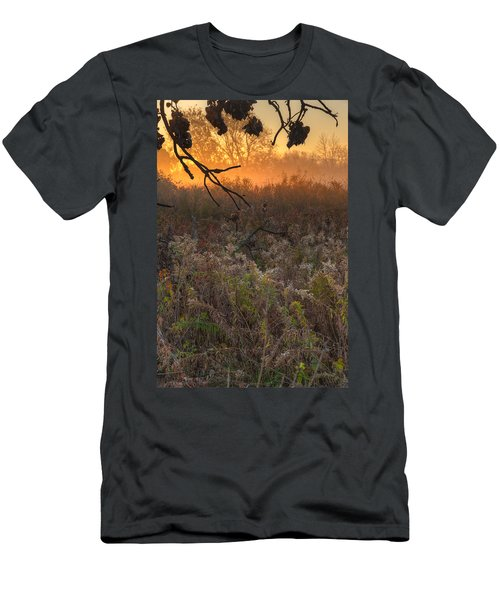 Prairie Sunrise Men's T-Shirt (Athletic Fit)