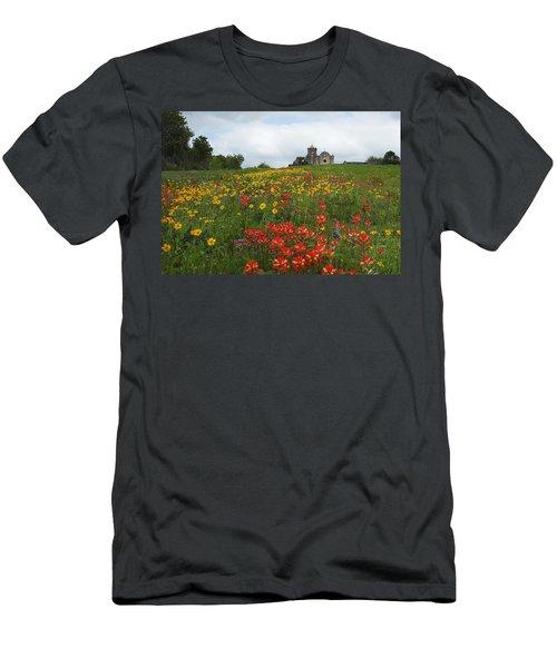 Presidio La Bahia 1 Men's T-Shirt (Athletic Fit)