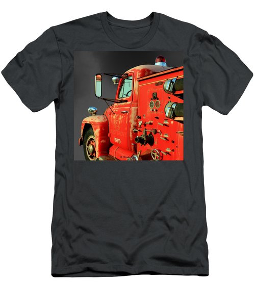 Pumper No. 2 - Retired Men's T-Shirt (Athletic Fit)