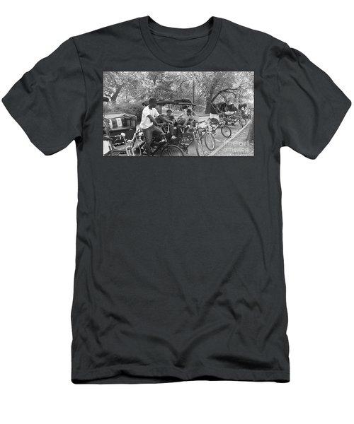 Quiet Tuesday Central Park Men's T-Shirt (Athletic Fit)
