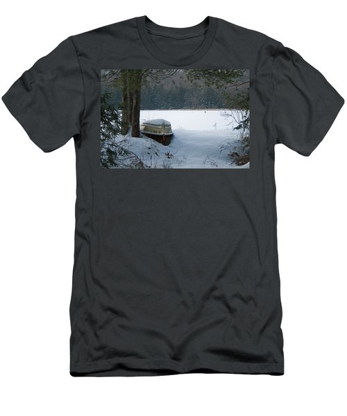 Resting For The Season Men's T-Shirt (Athletic Fit)