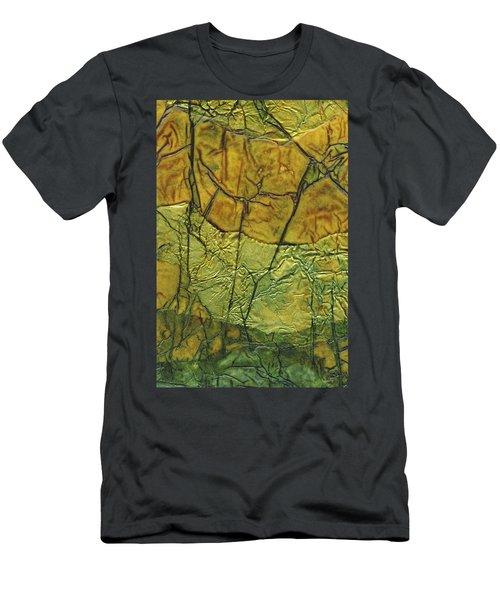 Rhapsody Of Colors 71 Men's T-Shirt (Athletic Fit)