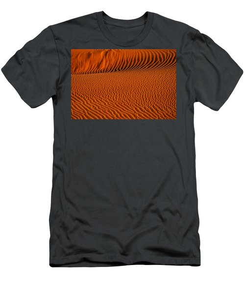 Ripples Converge Men's T-Shirt (Athletic Fit)