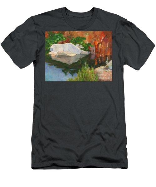 Rockport Quarry Reflection Men's T-Shirt (Athletic Fit)
