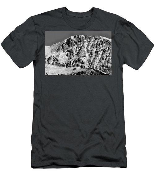 Rocky Mountain Ridges Men's T-Shirt (Athletic Fit)