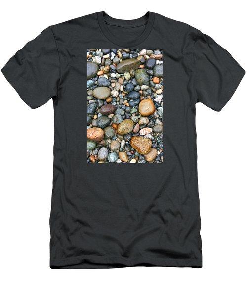 Rocky Shores Men's T-Shirt (Athletic Fit)