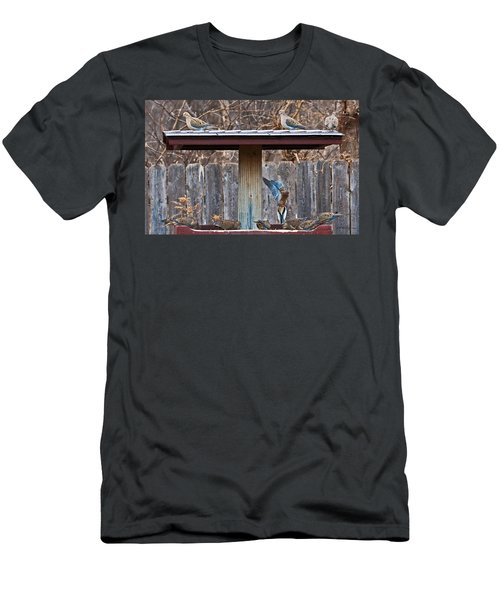 Room For One More Men's T-Shirt (Athletic Fit)
