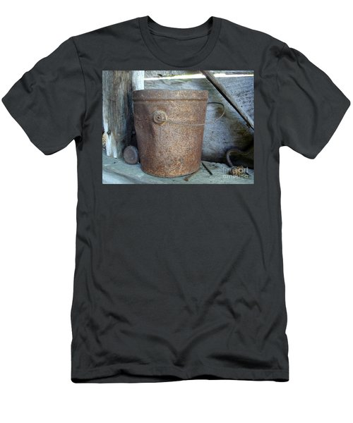 Rusty Bucket Men's T-Shirt (Athletic Fit)