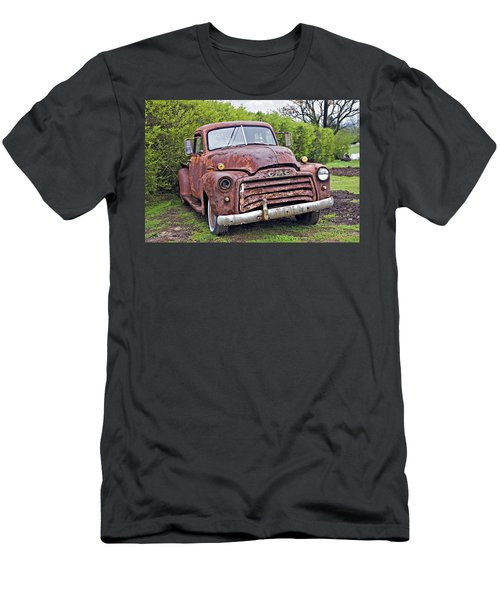 Sad Truck Men's T-Shirt (Athletic Fit)