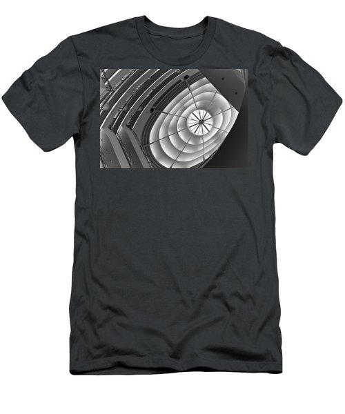 San Francisco Architecture Men's T-Shirt (Athletic Fit)